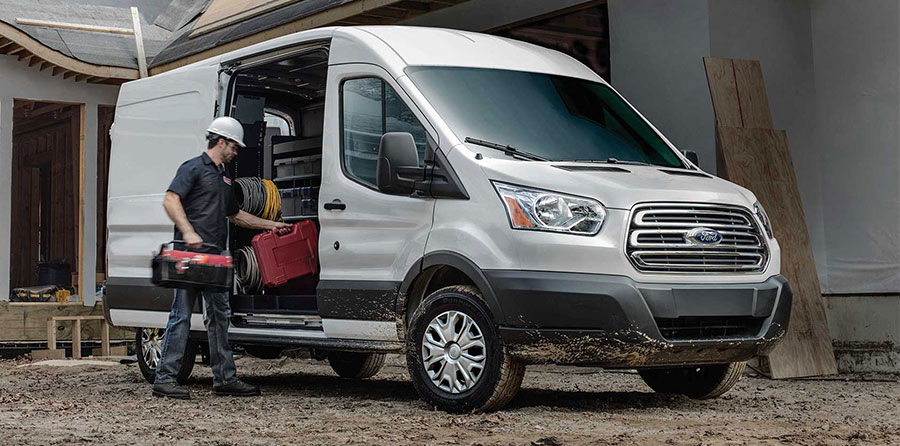 Why Plumbers Are Buying The Ford Transit Van