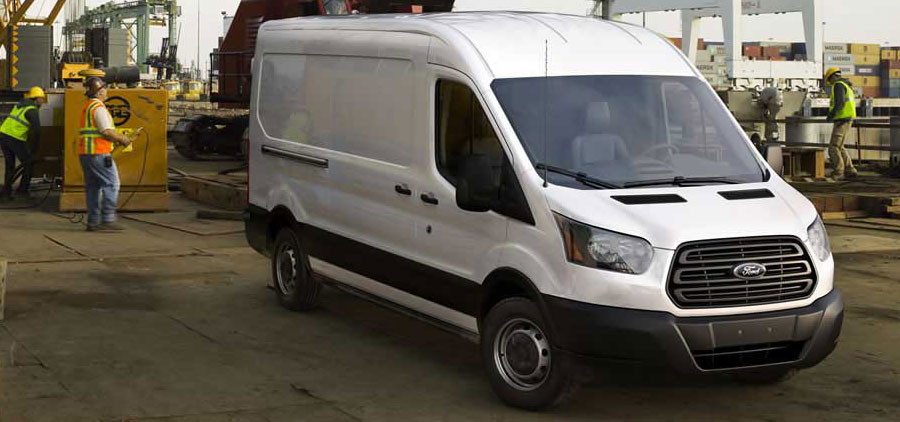 Customizable Options For The Ford Transit Van