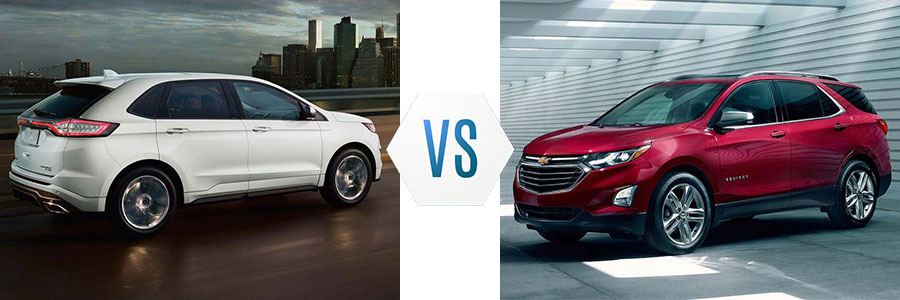 2018 ford edge vs chevy equinox. Black Bedroom Furniture Sets. Home Design Ideas
