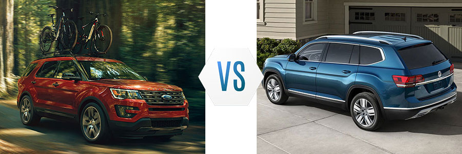 The Ford Explorer Has Continued To Ramp Up Its S In Last Decade Positioning Itself As Vehicle Beat Among Full Size Suvs