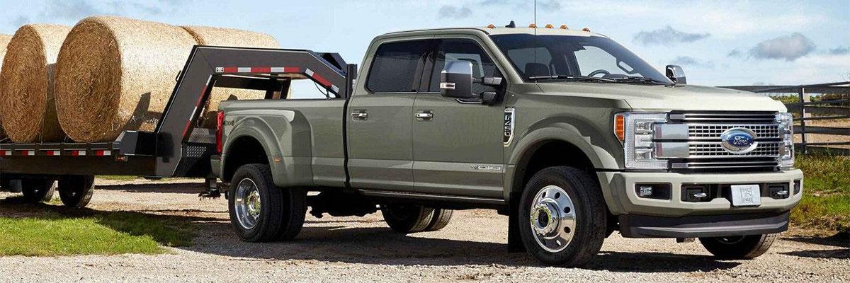 new Ford Super Duty F-450 DRW