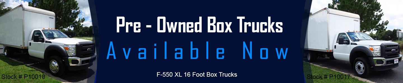 Box Truck Specials