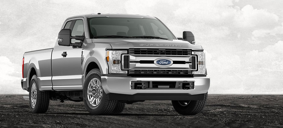 new Ford Super Duty F-350 SRW